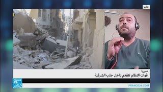 محمد حلاق: هذا الشهر هو الأعنف في تاريخ الثورة السورية