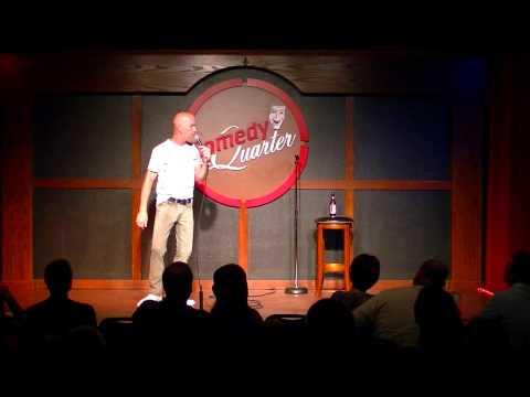 Dave Tucker comedian, Comedy Quarter