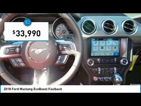 2018 Ford Mustang North Hollywood,Los Angeles,San Fernando Valley,Glendale,Burbank M80654