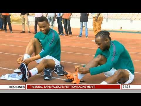 Analysing Football With Nigerian International, Ogenyi Onazi Pt 2