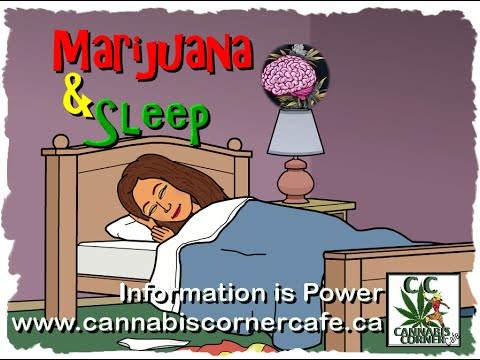 Medical Marijuana and Sleep