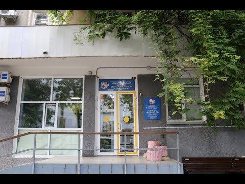 В Севастополе отремонтировали детскую стоматологическую поликлинику
