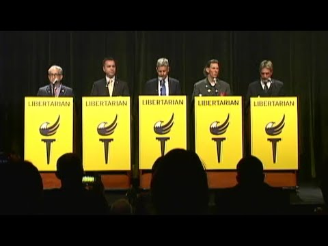 Presidential Debate - Libertarian Party Convention May 28, 2016