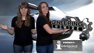 Engineering Newswire 149: Electric Flying Car Design Unveiled