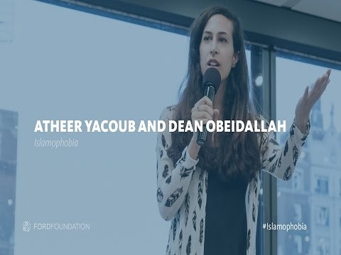 Performances by Atheer Yacoub and Dean Obeidallah
