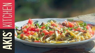 Greek Pasta | Akis Kitchen