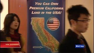 Cửa đầu tư-định cư Mỹ hẹp lại với người Việt