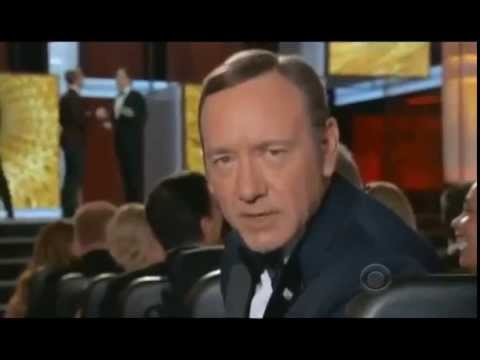 Frank Underwood's Hollywood Dreams Come True..