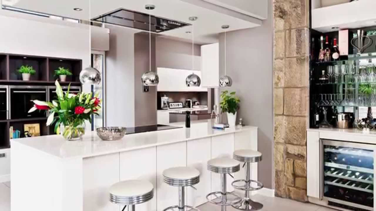 open house: a modern kitchen in a victorian home in glasgow - youtube