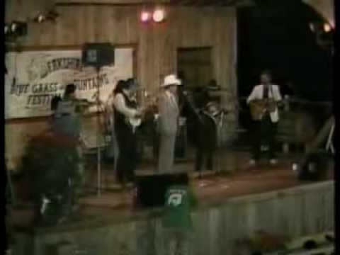 Bill Monroe and the Osborne Brothers