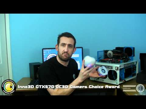 Inno3D GTX570 Graphics Card Review