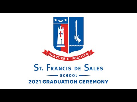St. Francis de Sales School: Mass and Graduation