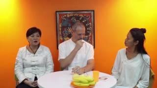 [相聚一刻]ep128 Part 1 – 與魏鼎對話~由食看修行,由修行看食物