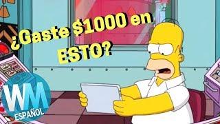 """¡Top 10 PEORES Juegos """"Paga Para Ganar""""!"""