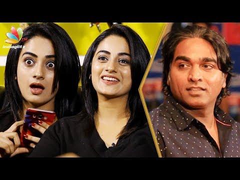 I like Vijay Sethupathy, among youngsters! : Namitha Pramod Interview | Nimir