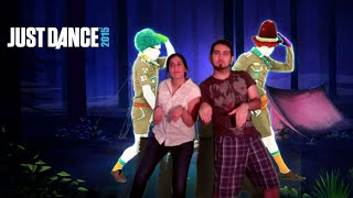 Just Dance 2015 / What does the Fox say? /Novios jugando Xbox One