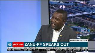 Zanu-PF speaks out