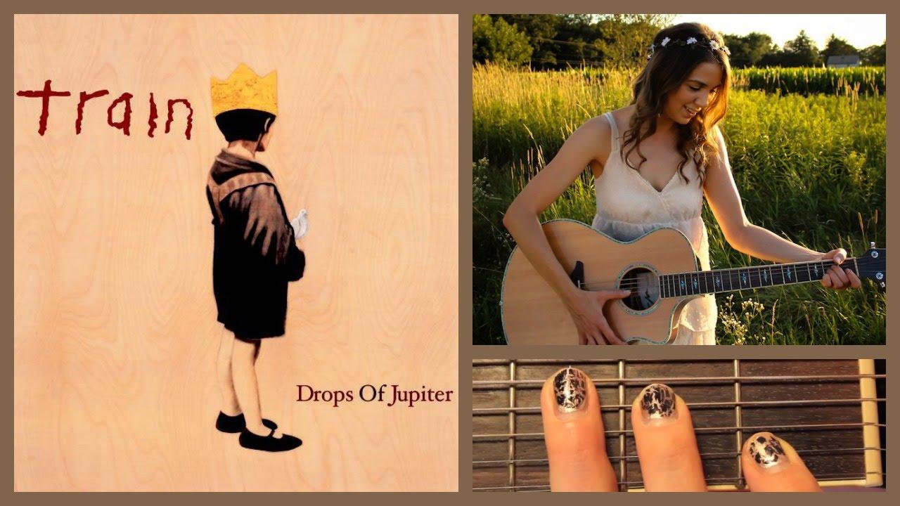 Drops Of Jupiter Train Guitar Lesson Guitar Goddess