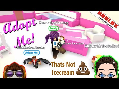 Roblox - Adopt Me - Im the baby!