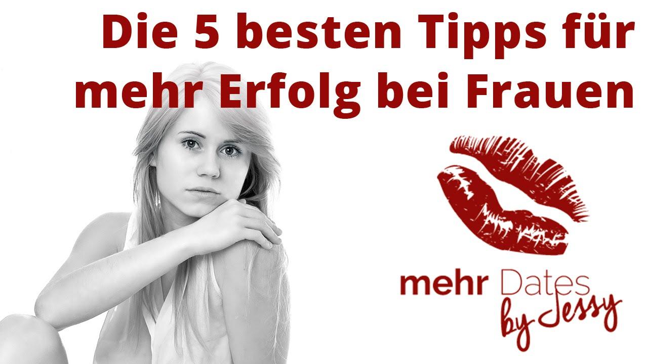 Die Küsse die das Mädchen anregen werden