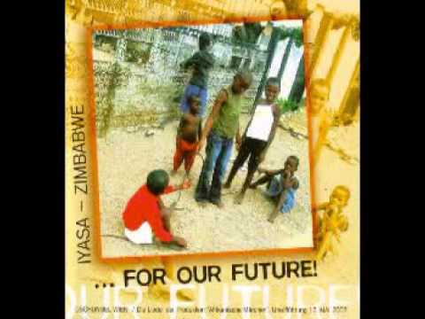 IYASA - ZIMBABWE (2007) .. Our Future[full album][preview + download link]