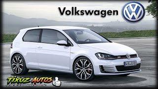 Volkswagen VW | Nuevo Jetta y Golf |Todos sus Autos