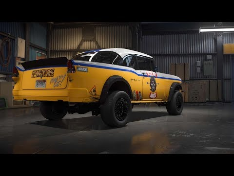 "Need for Speed: Payback - ""Build of The Week"" Week 1 - 1955 Chevrolet Bel Air"