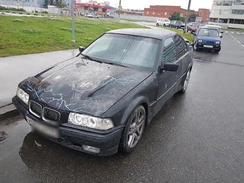 BMW E36 за 50 тысяч. Тотальное восстановление ...