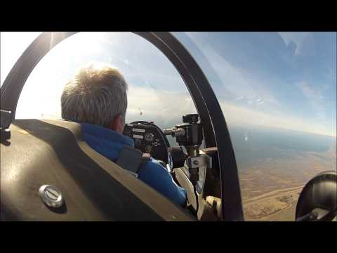 Lakes Gliding Club Lesson in HD