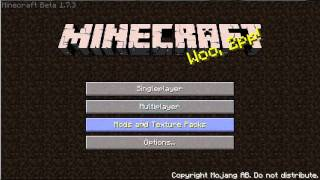 Free Minecraft Maded by (Anjocaido)