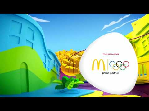 Seven Network Olympic Sponsor Boards 2016