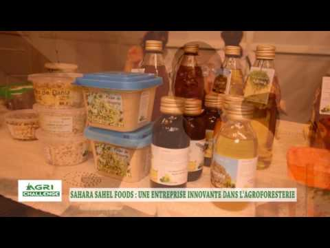 Report on Niger national TV about Sahel Sahara Foods' work (French)