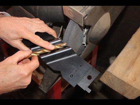 978 Twist Drill Bit Sharpening Jig Product Intro Youtube