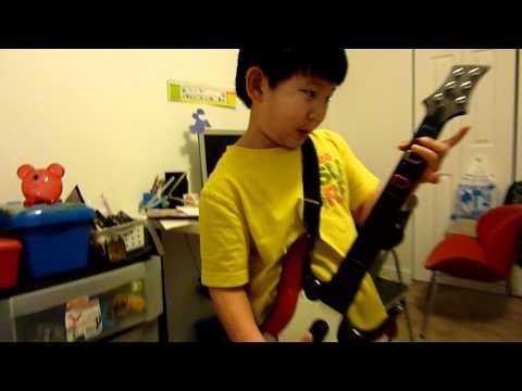 david's guitar hero  sweet song 2