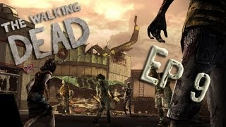 The Walking Dead - Long Road Ahead: Let's Play Commentato - Parte 9: Siamo di nuovo alla Fine!