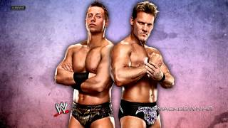 "2010: Chris Jericho & The Miz Custom WWE Theme Song - ""Play The Walls Down"" + Download Link"