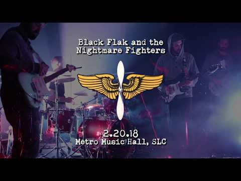 Black Flak and the Nightmare Fighters Live [Full Set] Mp3