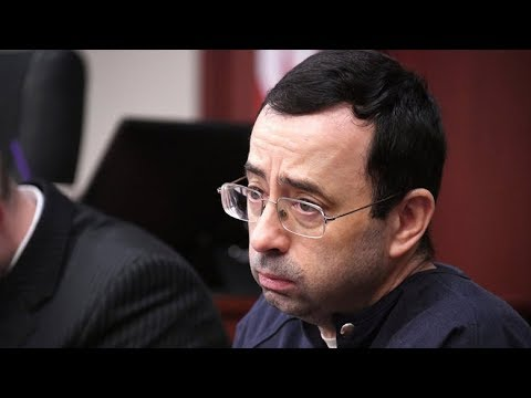 'I just signed your death warrant': Larry Nassar's full sentencing