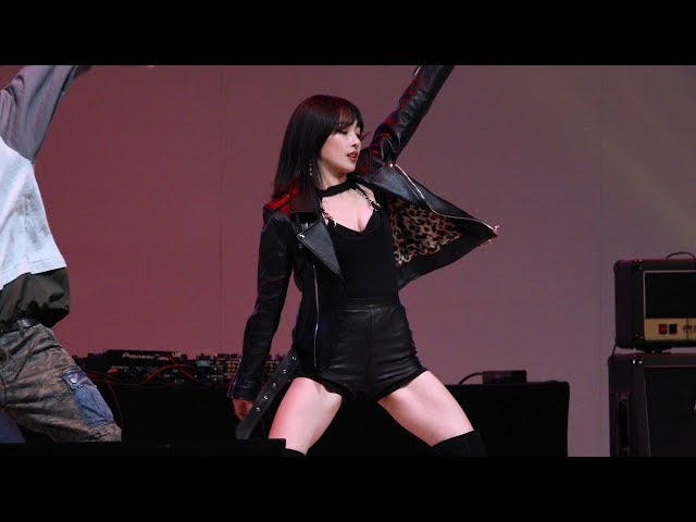 [4K] [181013] KARD ?? (Jeon Somin ??? ) - Ride on the Wind ??????? (?????) ??/Fancam by PIERCE