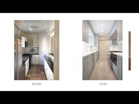 Before & After of a Traditional Transformation - 36 Sutton Place South, NYC
