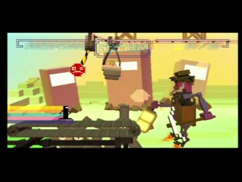 Aksys Games: Bit.Trip Runner - Trailer - 2010.05.01