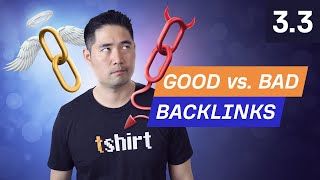 """What makes a backlink """"Good""""? - 3.3. SEO Course by Ahrefs"""