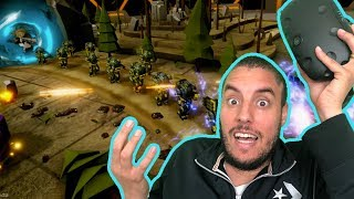 You have NEVER seen a Tower Defense Game Like This!   The Last Day Tower Defense