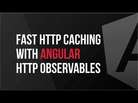 Fast HTTP Caching With Angular HTTP Observables