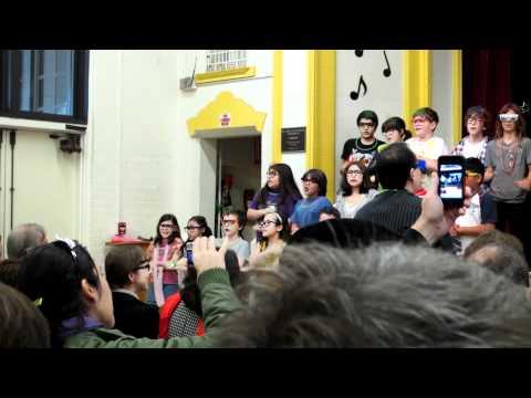 Franklin Avenue Elementary School - Party Rock Anthem
