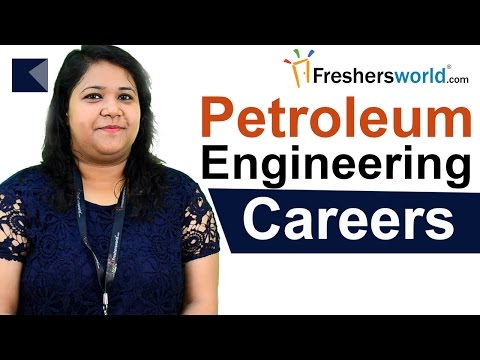 Petroleum Engineering - Its scope and careers in India, Top colleges offering Petroleum engineering