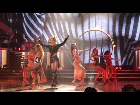 Britney Spears, Circus in Las Vegas
