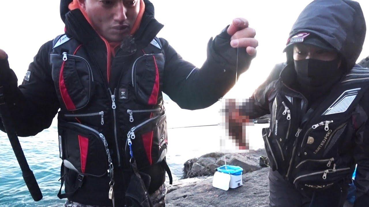 잘못 만지면 저승길!! 낚시 할때 이 물고기를 조심할것! dangerous fish