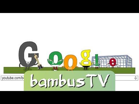 Flying Dutchman - World Cup 2014 Google Doodle (Parodie)