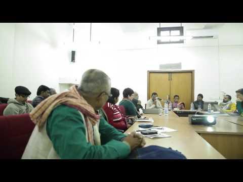 Adivasi Literature and Art and Caste, Visual Cultures and Mass Media - Delhi